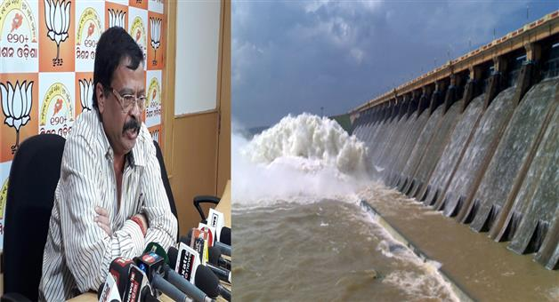 Khabar Odisha:State-odisha-if-no-repair-of-hirakud-dam-it-will-come-danger-for-us