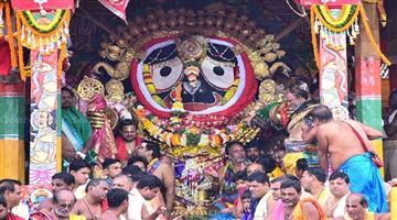 Khabar Odisha:Suna-besha-in-Puri