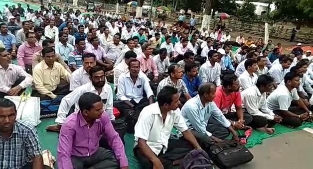 Khabar Odisha:Teachers-day-as-black-day-in-odisha