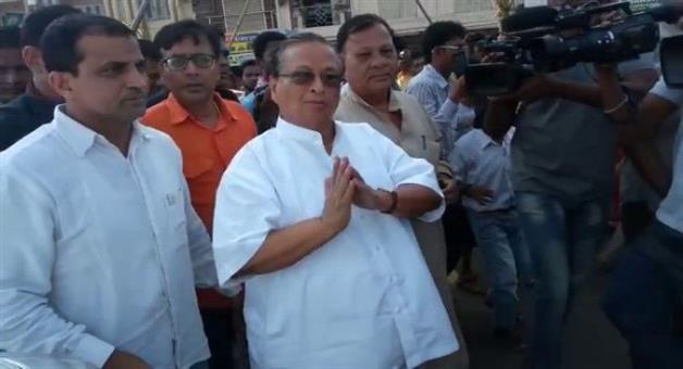 Khabar Odisha:Team-niranjan-visit-puri