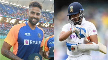 Khabar Odisha:The-BCCI-has-confirmed-that-Prithviraj-Shaw-and-Suryakumar-Yadav-will-travel-to-England-to-replace-the-injured-players