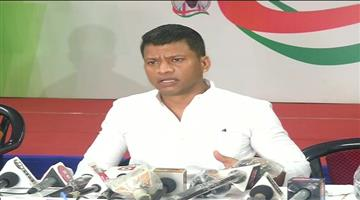 Khabar Odisha:The-Congress-will-file-a-petition-with-the-collectors-of-all-the-districts-tomorrow