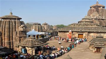 Khabar Odisha:The-Lingaraj-Temple-which-will-open-9-months-later-will-allow-devotees-to-visit-from-December-27