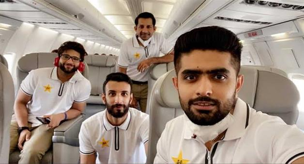 Khabar Odisha:The-Pakistan-cricket-team-has-arrived-in-England-to-play-a-Test-series