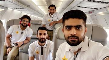 Khabar Odisha:The-Pakistan-cricket-team-has-arrived-in-England-to-play-a-Test-series