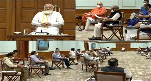 Khabar Odisha:The-Union-Cabinet-is-meeting-in-Delhi-under-the-chairmanship-of-the-Prime-Minister