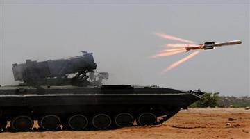 Khabar Odisha:The-great-success-of-DRDOTesting-on-laser-guided-anti-tank-guided-missiles-from-Arjun-tank