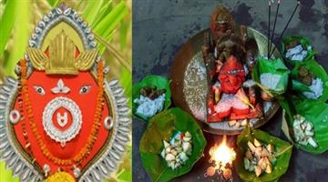 Khabar Odisha:The-lagna-Goddess-Samaleswari-on-the-auspicious-occasion-of-Nuakhai-has-been-finalised