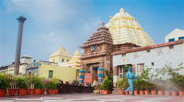 Khabar Odisha:The-new-SOP-issued-for-Srimandir