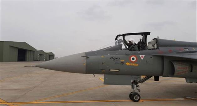 Khabar Odisha:The-second-Tejas-Squadron-joined-the-Indian-Air-Force
