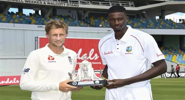 Khabar Odisha:The-second-match-of-the-England-West-Indies-Test-series-starts-today