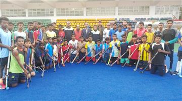 Khabar Odisha:Thirty-young-hockey-players-will-be-trained-at-the-High-Performance-Center