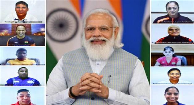 Khabar Odisha:Tokyo-Paralympics-Indias-Paralympics-Contingent-To-Meet-PM-Modi-On-Return-From-Japan