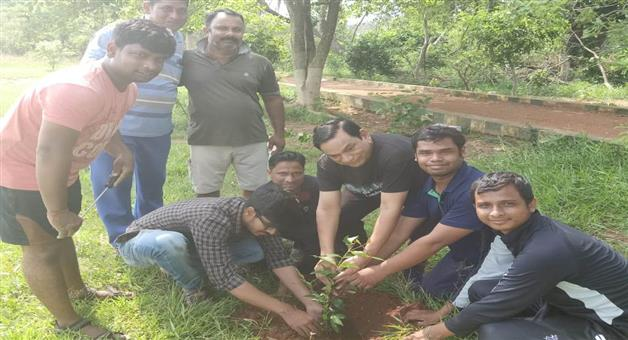 Khabar Odisha:Tree-plantation-by-youth-of-cuttack