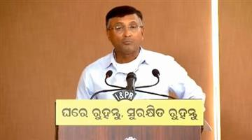 Khabar Odisha:Twenty-two-proposals-were-approved-at-the-state-cabinet-meeting-today-the-chief-secretary-said