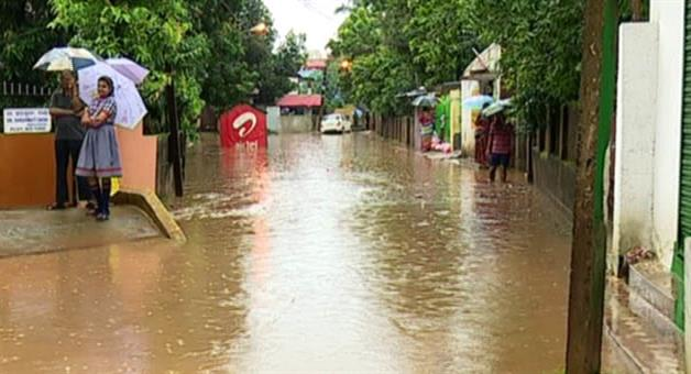 Khabar Odisha:Twin-City-affected-due-to-heavy-rain