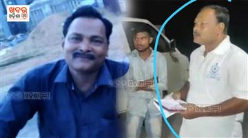 Khabar Odisha:Two-police-officer-suspended-for-negligence-of-work