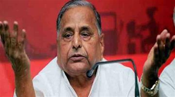 Khabar Odisha:UP-police-gives-clean-chit-to-mulayam-singh-yadav-in-ips-officer-threat-case