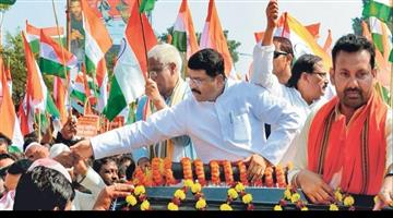 Khabar Odisha:Union-Minister-Dharmendra-Pradhan-will-campaign-in-the-by-elections-in-Balasores-Sadar-constituency-today