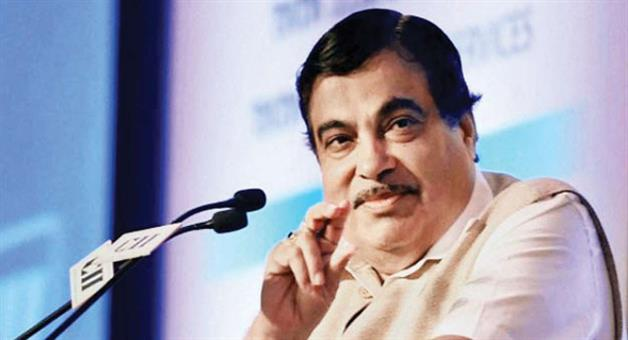 Khabar Odisha:Union-Minister-nitin-gadkari-fainted-on-stage