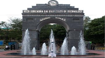 Khabar Odisha:Veer-Surendra-Sai-University-of-Technology-in-Burla-to-remain-closed-for-four-days