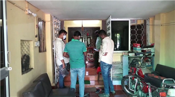 Khabar Odisha:Vigilance-DSP-looted-at-gun-point-in-Bhubaneswar