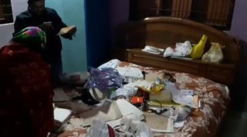 Khabar Odisha:Vigilance-Raid-in-je-keonjhar
