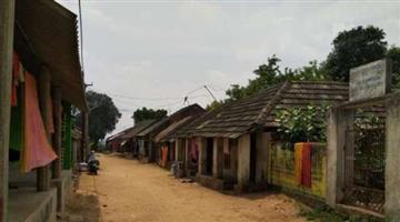 Khabar Odisha:Village-where-concrete-slab-absent-in-all-house