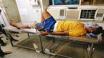 Khabar Odisha:Wanted-Criminal-Injured-In-Police-Encounter-In-Cuttack