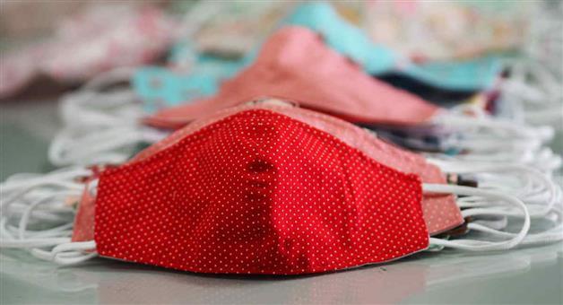 Khabar Odisha:Wearing-cloth-masks-Be-careful