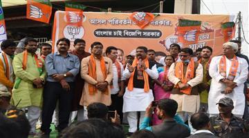 Khabar Odisha:West-Bengal-needs-change---Union-Minister-Dharmendra-Pradhan