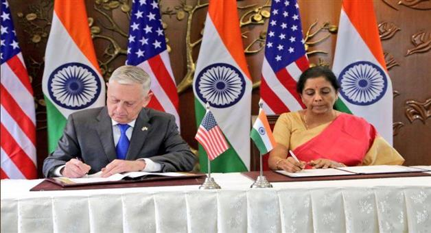 Khabar Odisha:What-Is-Comcasa-agreement-that-India-and-US-signed