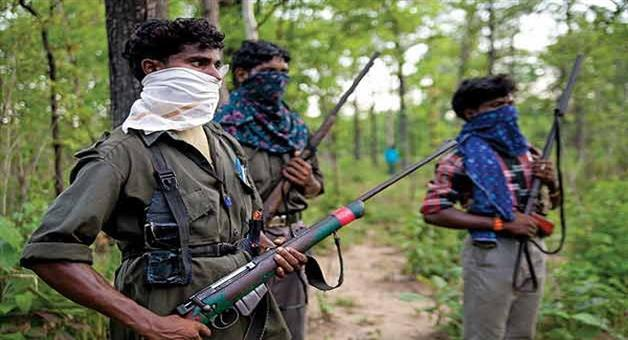 Khabar Odisha:When-will-the-Mao-stronghold-be-demolished-Two-other-districts-in-Odisha-were-included-in-the-list-of-Naxal-affected-districts