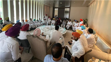 Khabar Odisha:Who-will-be-the-next-Chief-Minister-of-Punjab-an-important-meeting-of-the-Congress-Legislative-Party-was-held