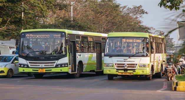 Khabar Odisha:Woman-State-Odisha-crut-announced-free-mo-bus-ride-for-women-commuters-on-international-womens-day