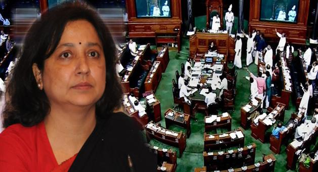 Khabar Odisha:Woman-odisha-13-Reservation-of-woman--in-parliament-is-false-