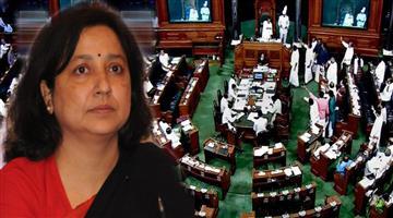 Khabar Odisha:Woman-odisha-13-Reservation-of-woman--in-parliament-is-false-