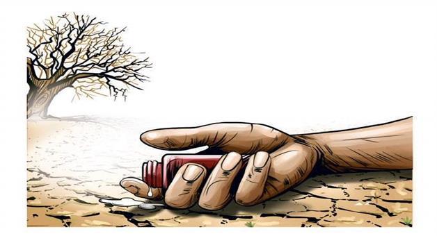 Khabar Odisha:Women-Farmer-Suicide-in-Nabrangpur