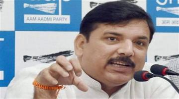 Khabar Odisha:aap-leader-sanjay-singh-said-rafael-deal-big-scam-