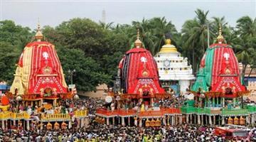 Khabar Odisha:adapa-darshan-starts-in-gundicha-temple