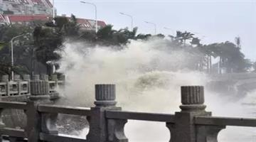 Khabar Odisha:after-philippines-and-hong-kong-typhoon-mangkhut-hits-china