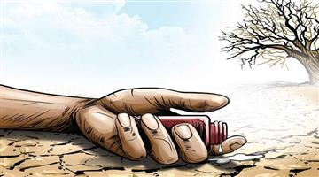 Khabar Odisha:again-a-farmer-commits-suicide