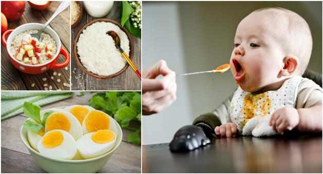 Khabar Odisha:age-by-age-guide-to-baby--food