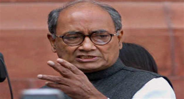 Khabar Odisha:aicc-general-secretary-digvijaya-singhs-hindu-terror-barb-has-triggered-a-row-in-election-bound-madhya-pradesh