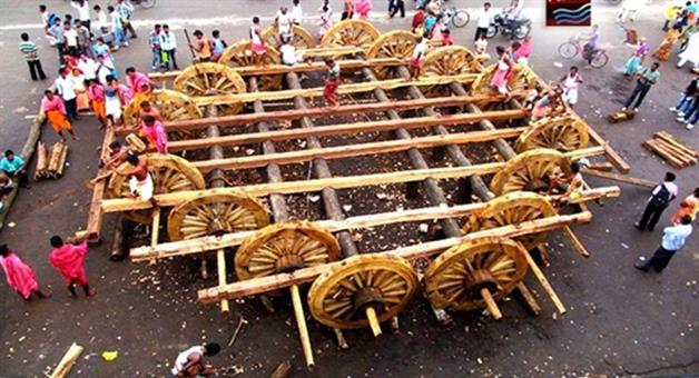 Khabar Odisha:akha-chhaka-dera-niti-finished-in-puri