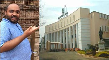 Khabar Odisha:all-party-members-demands-to-issue-notice-to-avijit-iyer-at-house