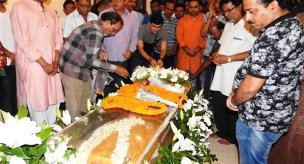 Khabar Odisha:amiya-pattaniak-passes-away