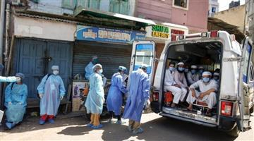 Khabar Odisha:around-30-of-the-coronavirus-cases-in-India-are-linked-to-the-religious-congregation-organised-by-Tablighi-Jamaataround-30-of-the-coronavirus-cases-in-India-are-linked-to-the-religious-congregation-organised-by-Tablighi-Jamaat