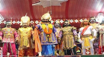 Khabar Odisha:art-and-culture-odisha-8th-day-of-world-famous-bargarh-dhanuyatra