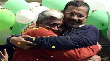 Khabar Odisha:arvind-kejriwal-rejects-aap-leader-ashutosh-resignation